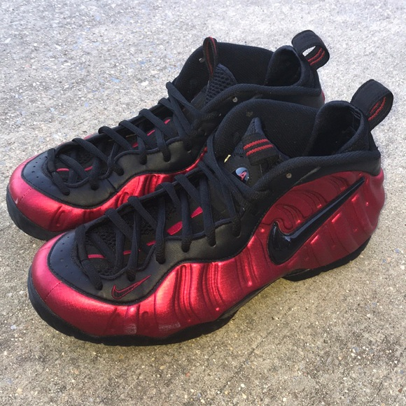 Nike Air Foamposite Pro University Red Complex